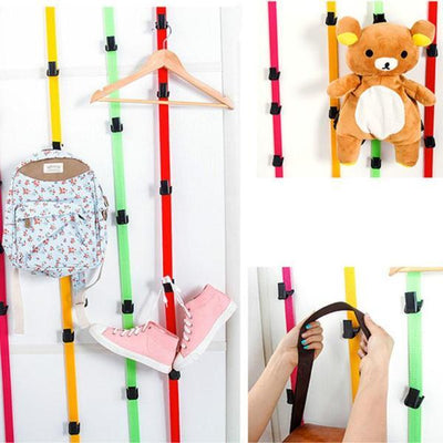 Over The Door Strap Organizer