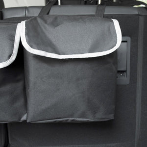 2-in-1 Car Trunk Backseat Organizer