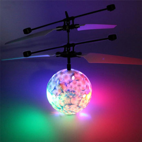 Special LED Flying Ball