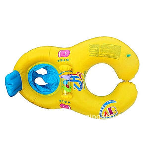 Double Inflatable Swim Float