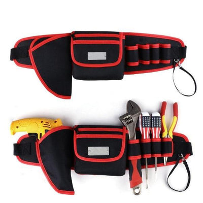 HandyTools™ Adjustable Tool Belt Bag