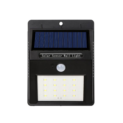 Solar Sensor Outdoor Light