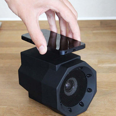 Smart Magnetic Induction Resonance Speaker