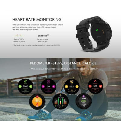 3G Wifi Smartwatch