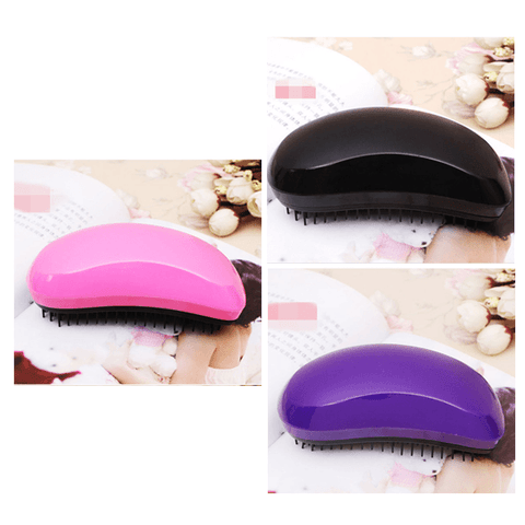 Mini Detangling Hair Brush