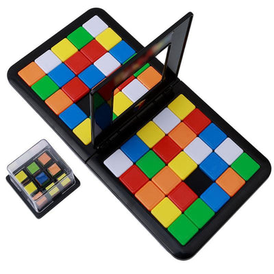 Fast Paced Rubik's Cube Game