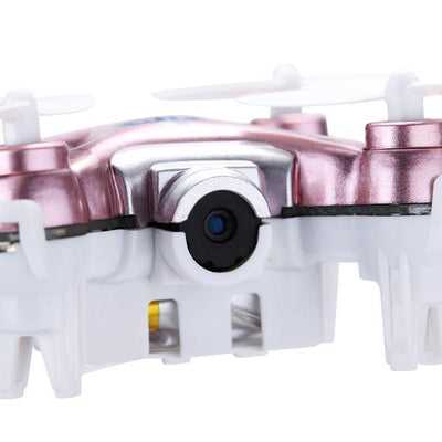 Quadcopter Remote-Controlled Camera Drone