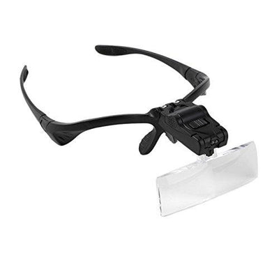 LED Magnifying Glass Headband