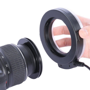 LED Camera Light Ring