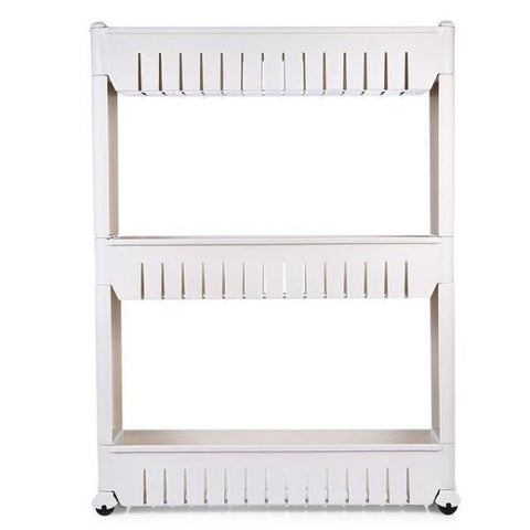 3 Tier Slim Sliding Rack
