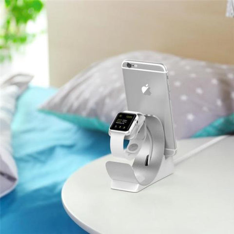 2 in 1 Apple Charging Dock