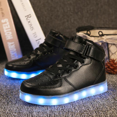 LED Light Up Supernova Shoes for Kids