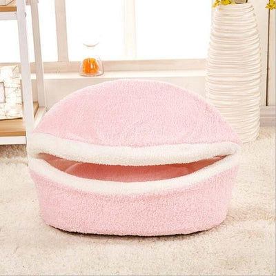 Burger Bun Pet Bed