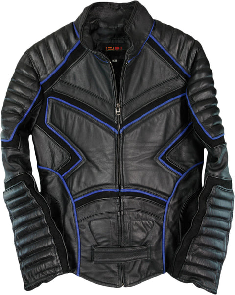 CYCLOPS Leather & Suede Jacket - XMEN Movie