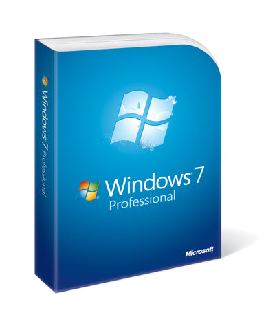 Windows 7 Professional 3 PC 32bit/64bit-Retail-key4good
