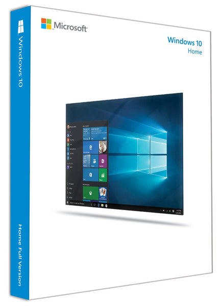 Windows 10 Home 1 PC 32bit/64bit-Retail-key4good