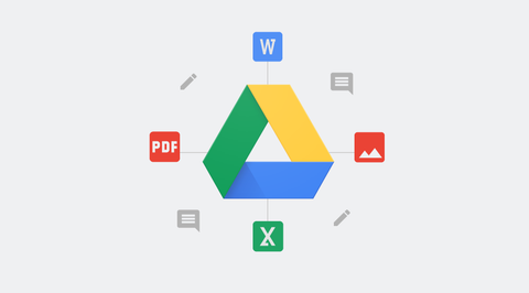 Google Drive Unlimit Cloud Storage Life Time-Cloud Service-key4good