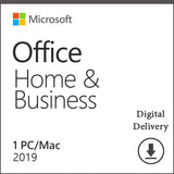 Microsoft Office 2019 Home and Business-Retail-key4good