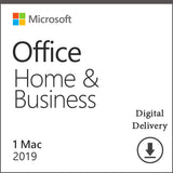 Microsoft Office 2019 Home and Business for Mac/PC-Retail-key4good