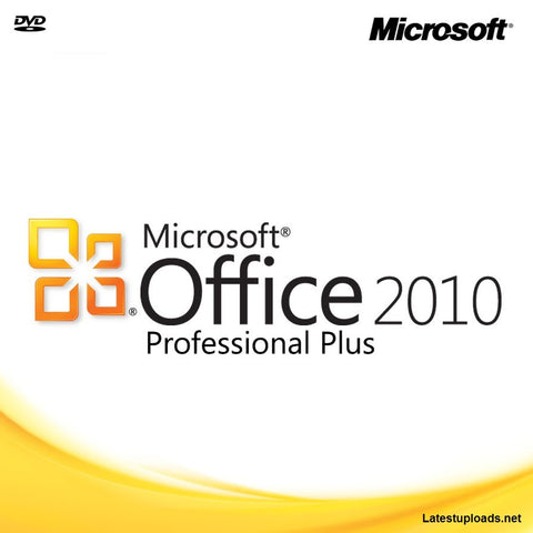 Microsoft Office Professional Plus 2010 32bits/64bit-Retail-key4good