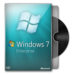 Windows 7 Enterprise 1 PC 32bit/64bit-Retail-key4good