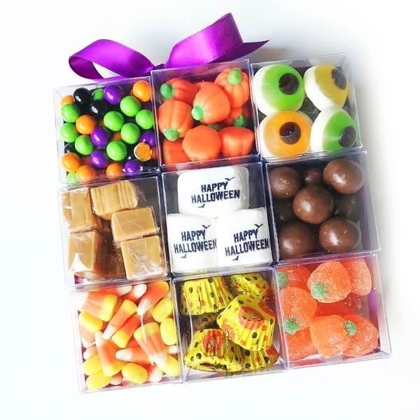 Candy Gift Set - Halloween
