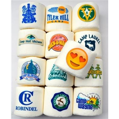 ImageMallows®- Jumbo, Custom Emoji/Summer Camp