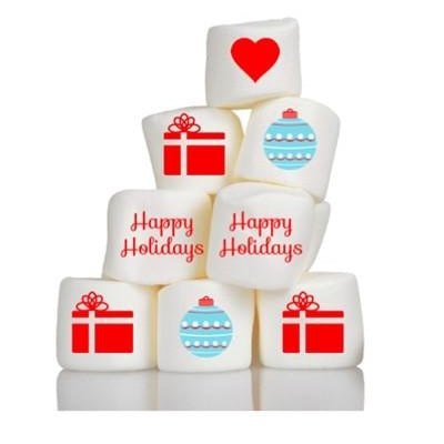 ImageMallows®- Jumbo,  Custom Holiday Design