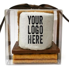 Custom S'more Kit - Your Company Logo