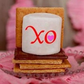 Custom S'more Kit - Valentine's Day