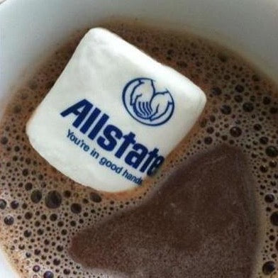 Hot Chocolate Mix - With Custom Marshmallows, Logo/Design