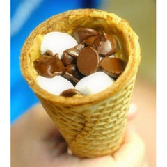 S'more Favor - Custom Ice Cream Cone