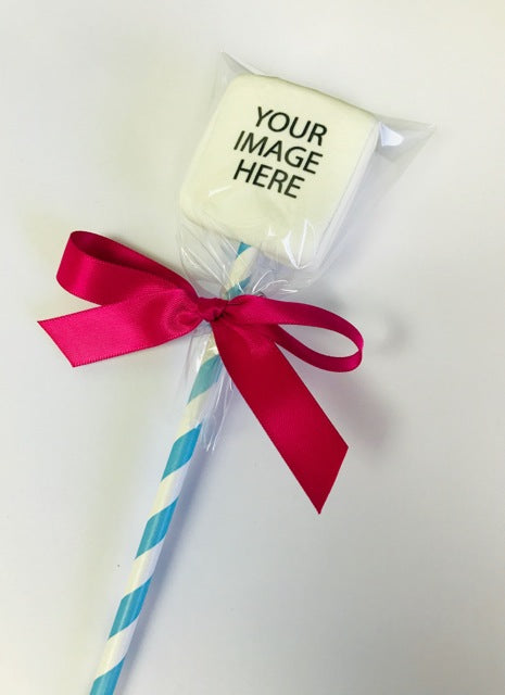 ImageMallows® Marshmallow Pops - Design Your Own