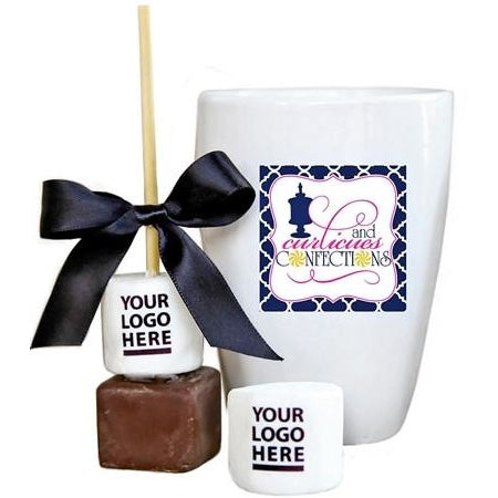 Hot Chocolate Stick  - Custom Logo/Design