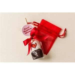 Hot Chocolate Stick - Custom Holiday Design