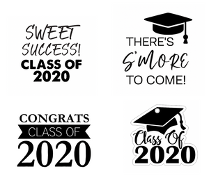 Custom S'more Kit - Graduation