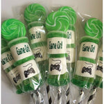 Candy Cabob™ - Custom Birthday Swirl Pop