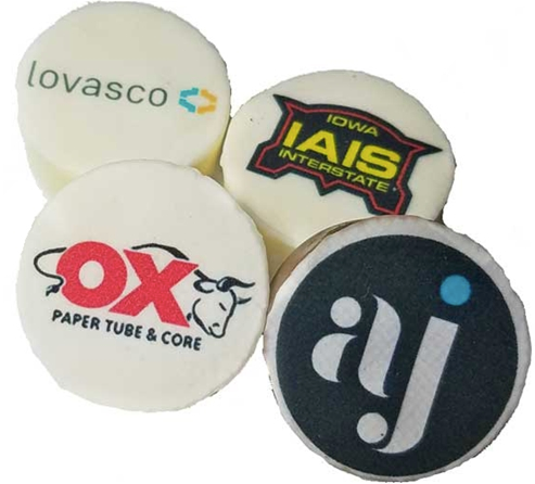 Decorative image of Mini Oreo with a corporate logo