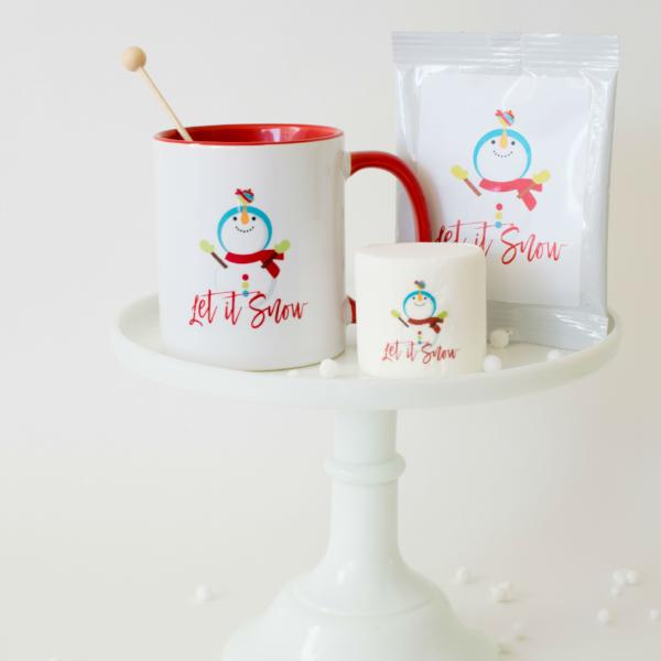 Let it Snow - Snowman Products