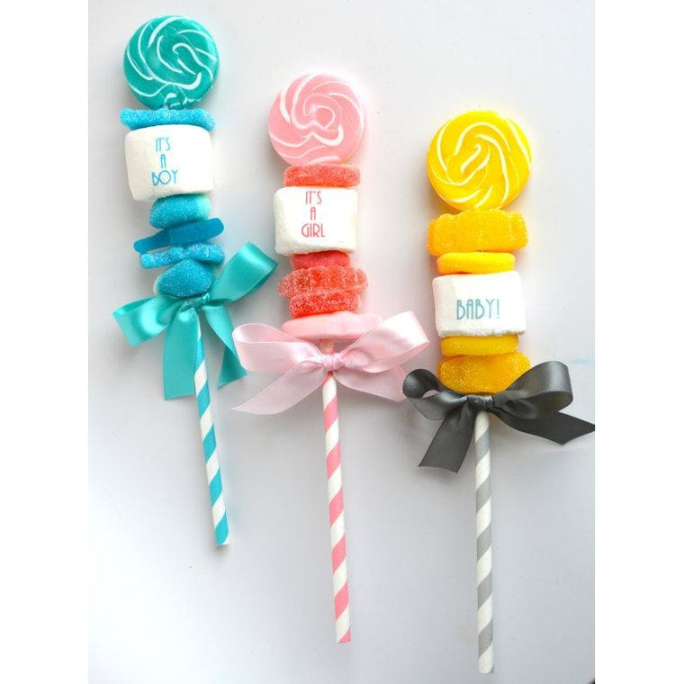 Candy Cabob™ - Custom Baby Shower
