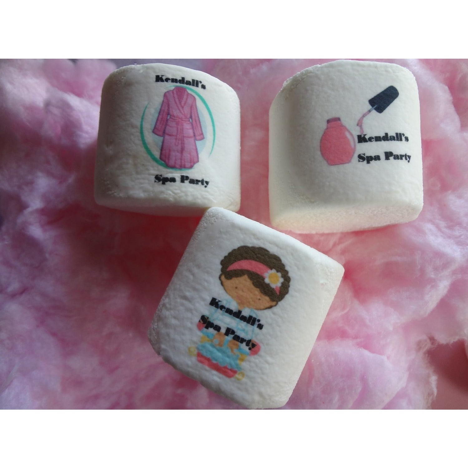 ImageMallows®- Jumbo, Custom Birthday