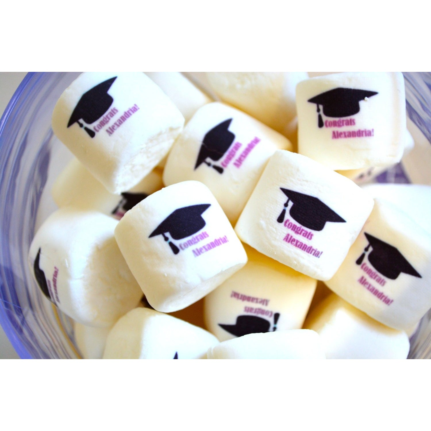 ImageMallows®- Jumbo, Custom Graduation