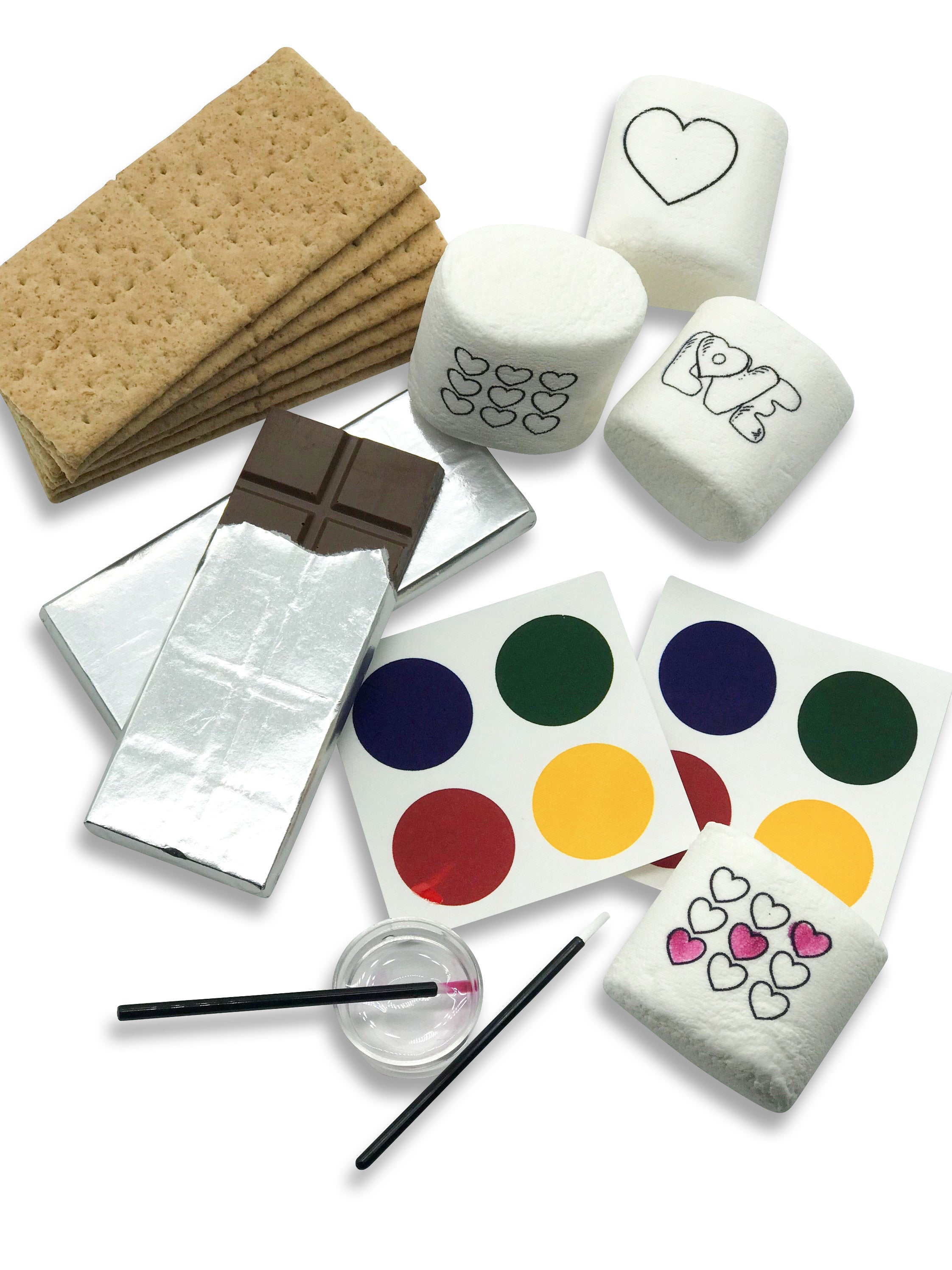 Paint Your Own Smore Love Gift Set