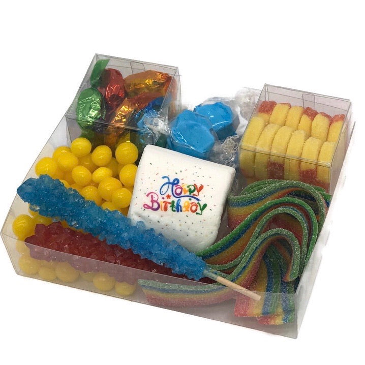 Celebration Candy Gift Set  -  Birthday