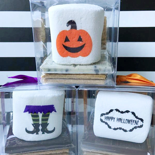 Custom S'more Kit - Halloween