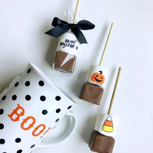 Hot Chocolate Stick - Halloween
