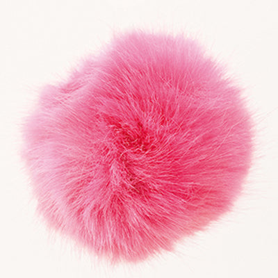 Fake Fur Pompoms - 5cm