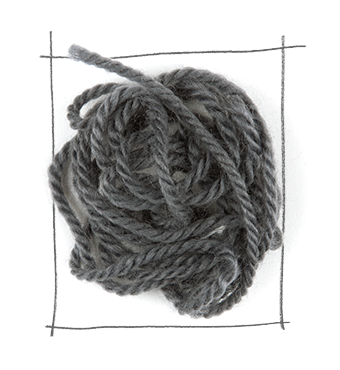 British Blue Wool