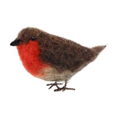 Red Robin Needle Felting Kit
