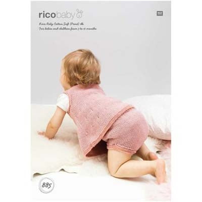 Rico Design - Baby Cotton Soft DK Patterns
